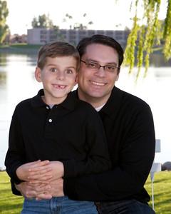 Albers Family Portrait 2011