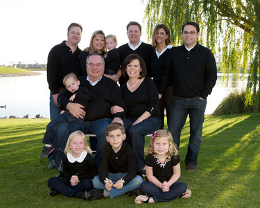 Albers Family Portrait 2011