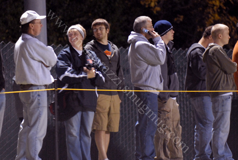 """Fans<br /> 2008 High School Soccer<br /> """"At the Game"""""""