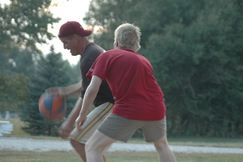 October 1, 2007<br /> Backyard Basketball