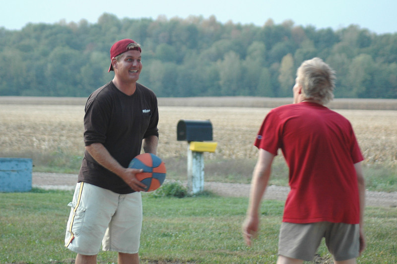 October 1, 2007<br /> Backyard Basketball