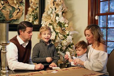 BOTTOMLEY FAMILIY- CHRISTMAS MINI- 2017