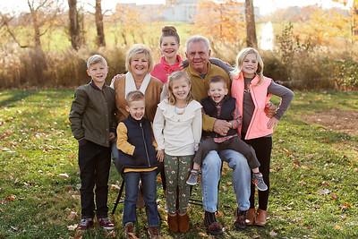 BRITT FAMILY- FALL 2017