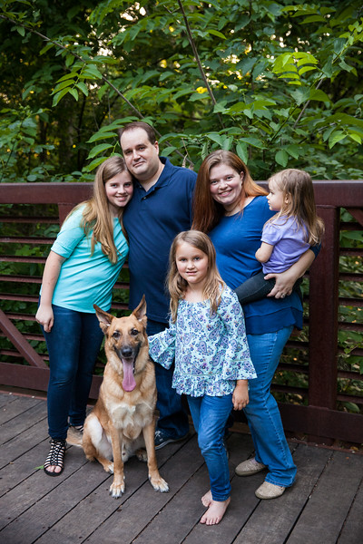 Almand Family