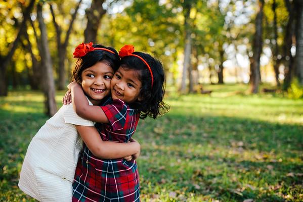 Krishnan Family