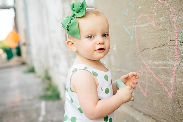 Lorelai: 18 Months