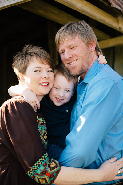 Richardson Family: 2015