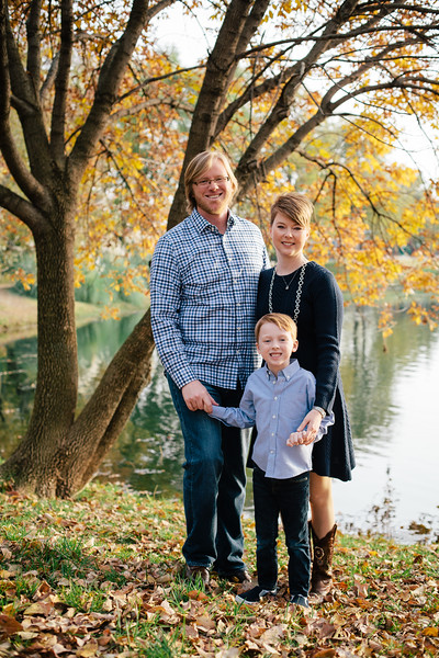 Richardson Family: 2016