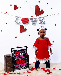 Deon Grandon Photography Valentines Pregnancy Announcement