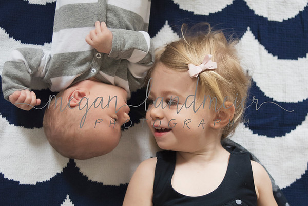 Baby S in home session