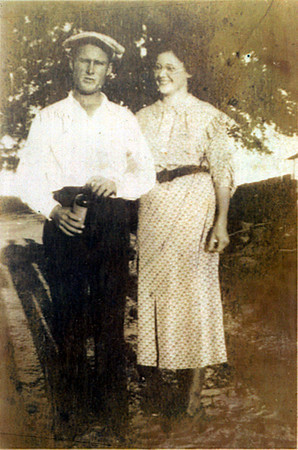 Homer and Besse Baldree