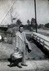 Elmo Barber c 1948-Heading to college in Douglas, GA (Photo courtesy of Faith Noles)