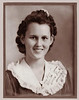 Merle Mary Barber-born Oct 13-1925  (Photo courtesy of Faith Noles)