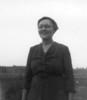 Flossie Willis Barber c 1950's ({Photo courtesy of Faith Noles)