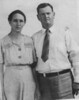 Flossie Willis Barber and Billy Barber 1942 (Photo courtesy of Faith Noles)