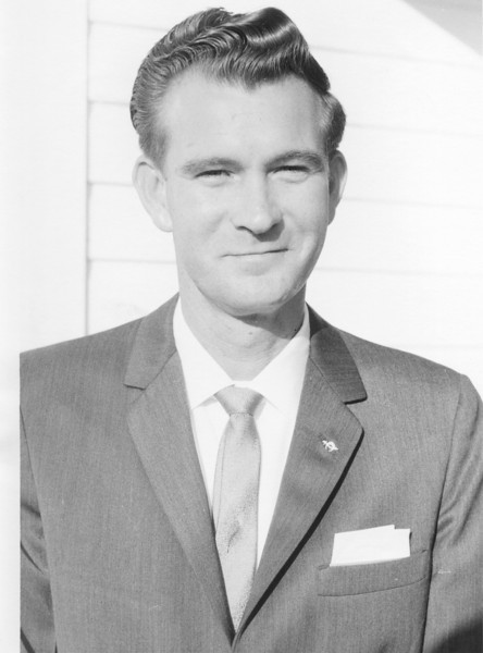 Wayne Barrineau 1960s