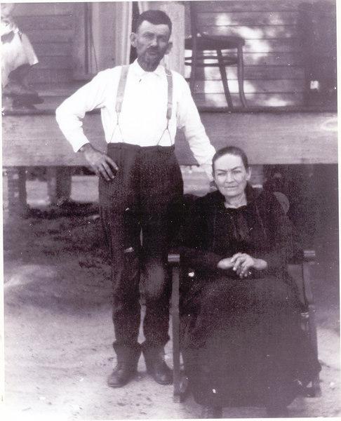 John and Mary Jane (Sirmans) Boyett.  Their known children, 1920 census, Rays Mill, Berrien County, Georgia, were, Grover Boyett 27, Hattie D Boyett 17, Jesse Boyett 24, Ollie Boyett 17, Eddie Boyett 16, Wilbur Boyett 14, and Joseph Boyett 12