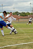 July 18, 2009<br /> Andrew B #12<br /> Highland vs Harrison<br /> Preseason Soccer Tournament<br /> at<br /> Harrison High School