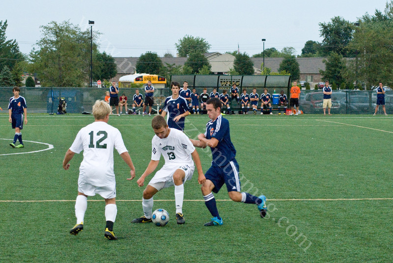 August 17, 2010<br /> Westfield Soccer Game