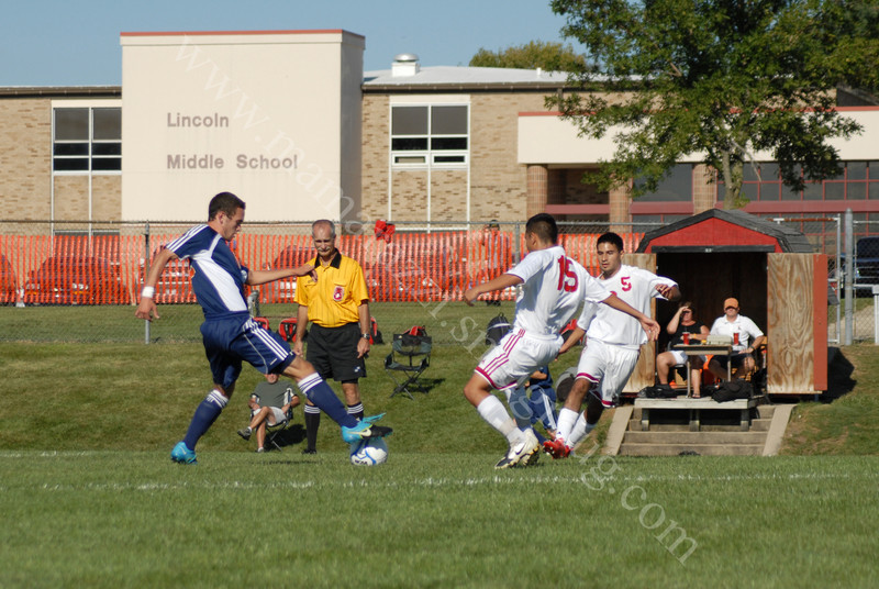 Harrison vs Logansport 2010 High School Soccer