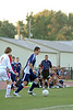 Lafayette Jefferson Bronchos<br /> vs<br /> Harrison Raiders<br /> High School Soccer<br /> August 25, 2009