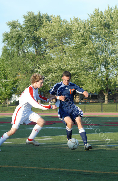 August 25, 2009<br />  Lafayette Jeff Bronchos <br /> vs<br />  Harrison Raiders<br /> High School Soccer