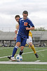 September 26, 2009<br /> Noblesville vs Harrison<br /> High School Soccer