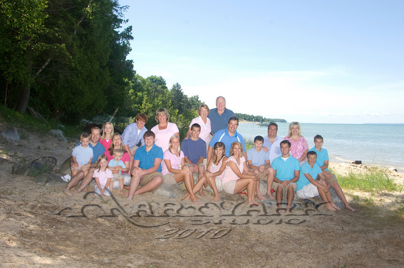 Barr 50th Family 002