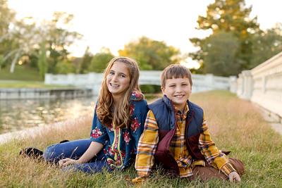 Bartlow Family- Fall 2017