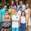 Great Grandpa Tony, Grandparent Gloria & Humberto } Tyler, Sebastian, Tiago, Brooklynne, Sonny, Emily, Chelsea