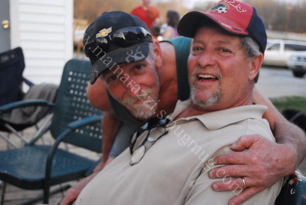 Scott and Mark