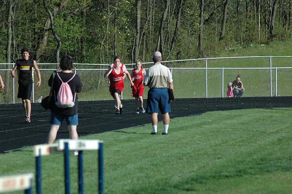 April 30, 2007<br /> Track Meet<br /> East Tipp, Battleground & Central Catholic