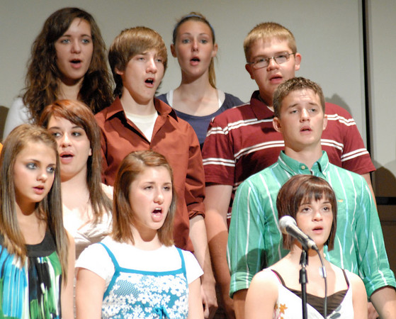 May 5, 2009 <br /> Harrison Choir Spring Awards Concert <br /> Graff Auditorium