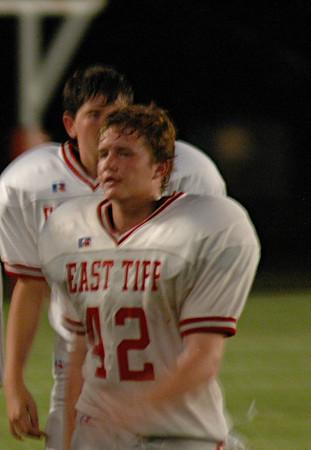 0550<br /> Football<br /> 2007<br /> East Tipp Middle School vs West Lafayette <br /> Middle School Football