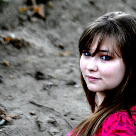 Jessica senior picture<br /> taken at Adams Mill
