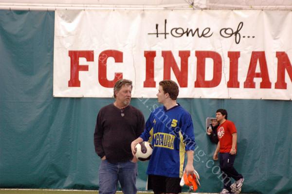 January 19, 2008<br /> Gold vs Black Innervision Boys Soccer<br /> Indoor Soccer<br /> <br /> Lafayette Sport Center