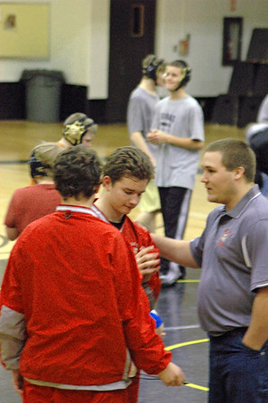 January 28, 2008<br />  Wrestling at Delphi