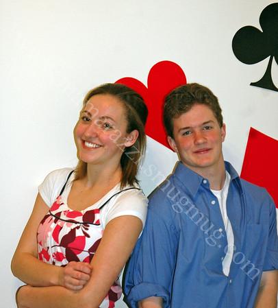 Miranda and Alex<br /> March 28, 2008<br /> Celebrating Alex's 14th Birthday
