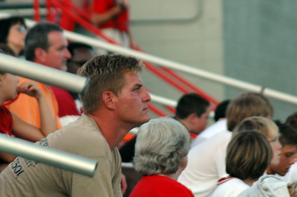 Football<br /> 2007<br /> East Tipp Middle School vs West Lafayette <br /> Middle School Football