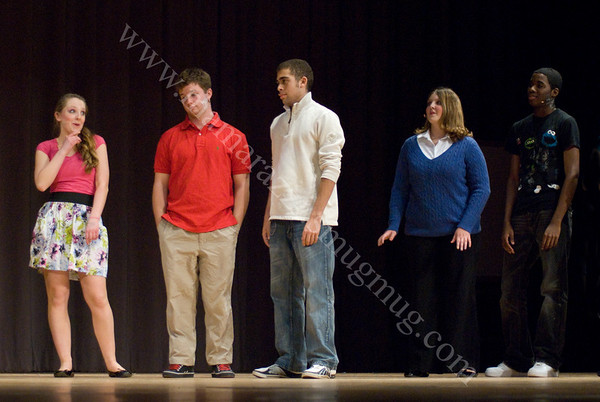 Performing Arts<br /> A night at the theater<br /> April 2011