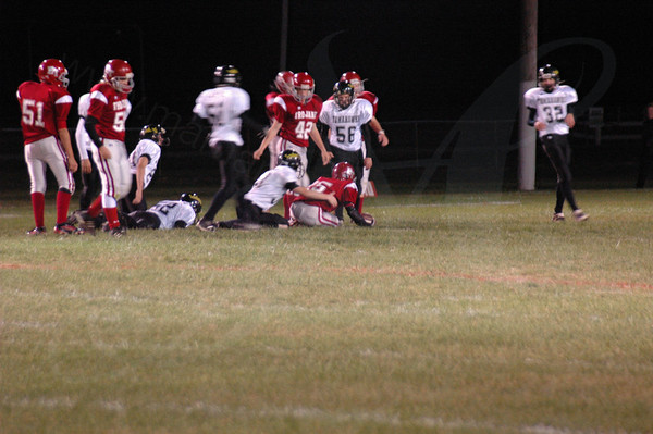 October 11, 2007 Middle School Football East Tipp vs Battleground Football Game
