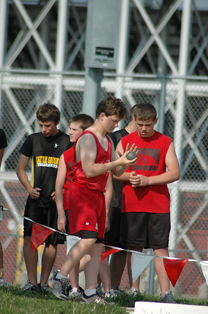 Alex Shot put<br /> TSC 2007 Track and Field<br /> Middle School
