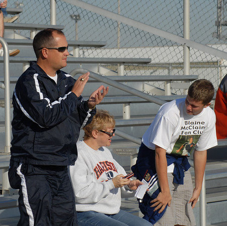 "2008 High School Soccer<br /> ""At the Game"""