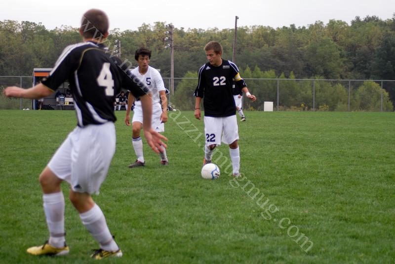 September 24, 2011<br /> High School Soccer<br /> Harrison vs Noblesville<br /> Conference Game<br /> 0677