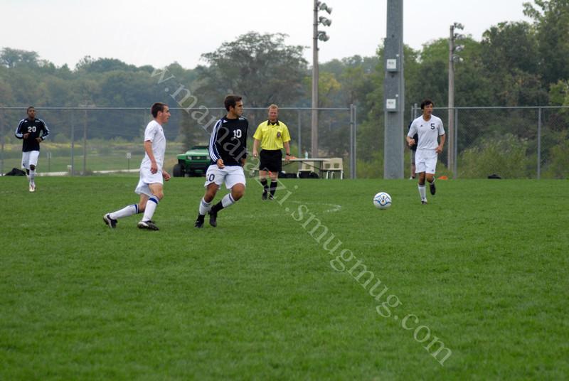 September 24, 2011<br /> High School Soccer<br /> Harrison vs Noblesville<br /> Conference Game<br /> 0690