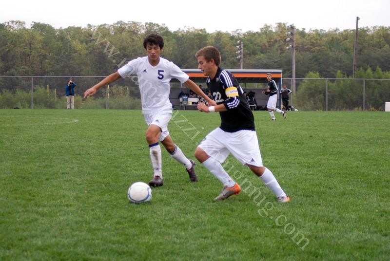 September 24, 2011<br /> High School Soccer<br /> Harrison vs Noblesville<br /> Conference Game<br /> 0675