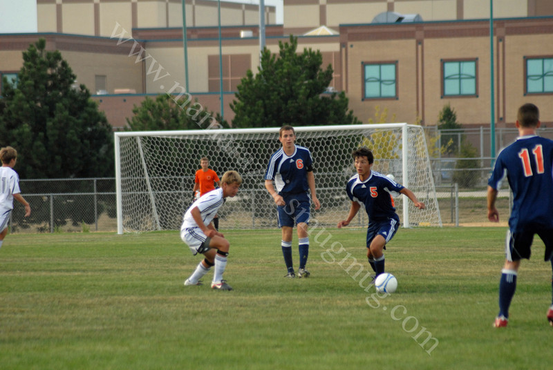 High School Soccer<br /> August 30, 2011<br /> Harrison<br /> vs <br /> Avon