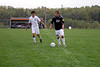September 24, 2011<br /> High School Soccer<br /> Harrison vs Noblesville<br /> Conference Game<br /> 0674