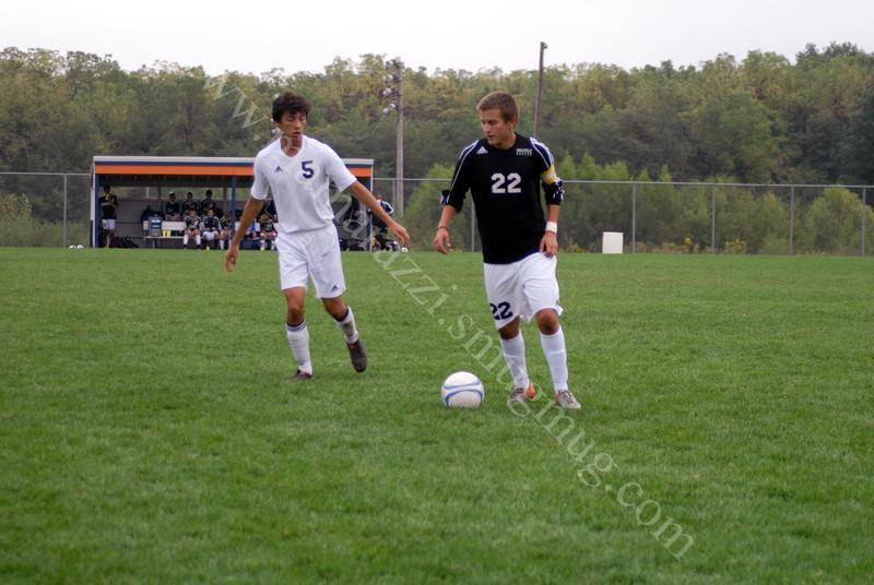 September 24, 2011<br /> High School Soccer<br /> Harrison vs Noblesville<br /> Conference Game<br /> 0674