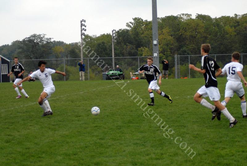 September 24, 2011<br /> High School Soccer<br /> Harrison vs Noblesville<br /> Conference Game<br /> 0896
